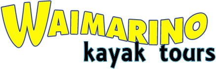 Waimarino Trust | After School Care | Holiday Programme Tauranga | Waimarino Kayak Tours LOGO